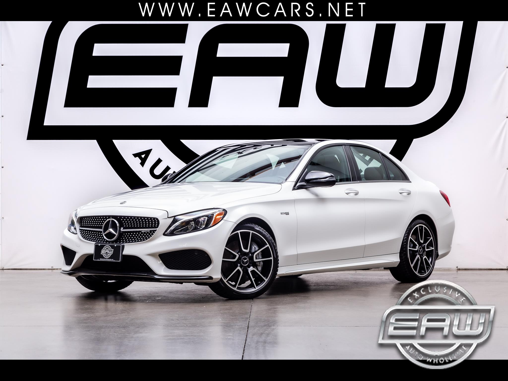 Mercedes-Benz C-Class AMG C 43 4MATIC Sedan 2018