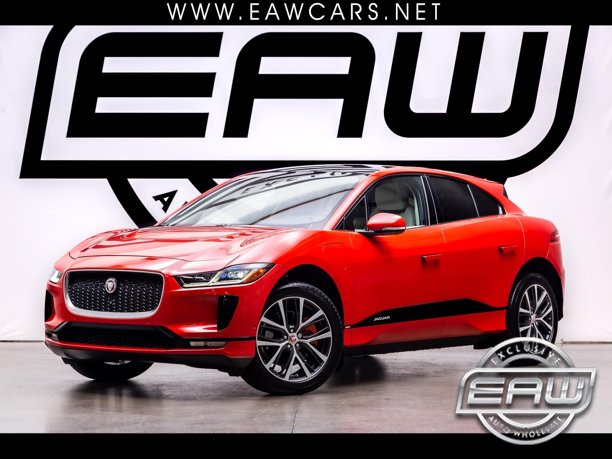 Jaguar I-Pace First Edition AWD 2019