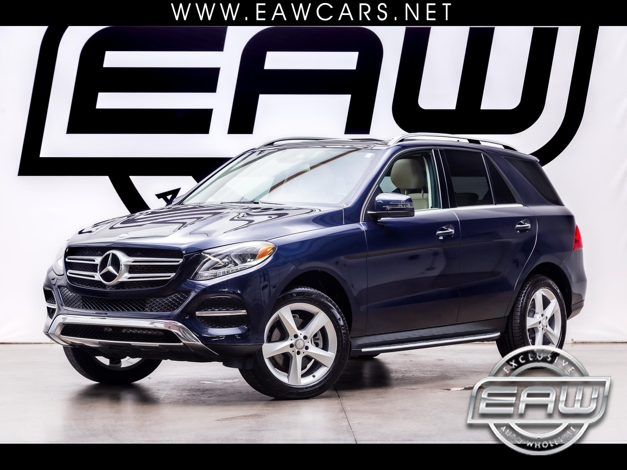 Mercedes-Benz GLE 4MATIC 4dr GLE 350 2016