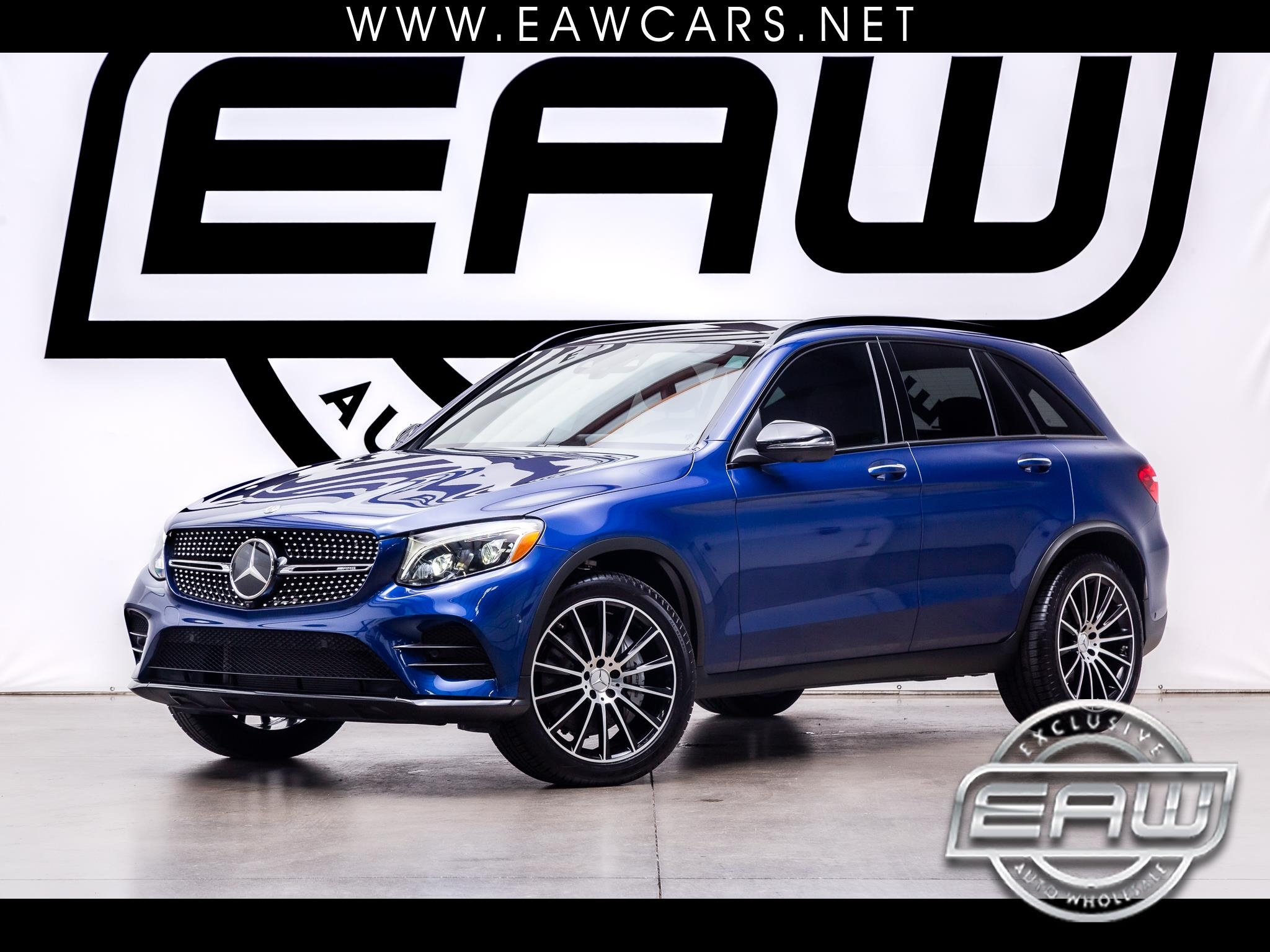 Mercedes-Benz GLC AMG GLC 43 4MATIC SUV 2019