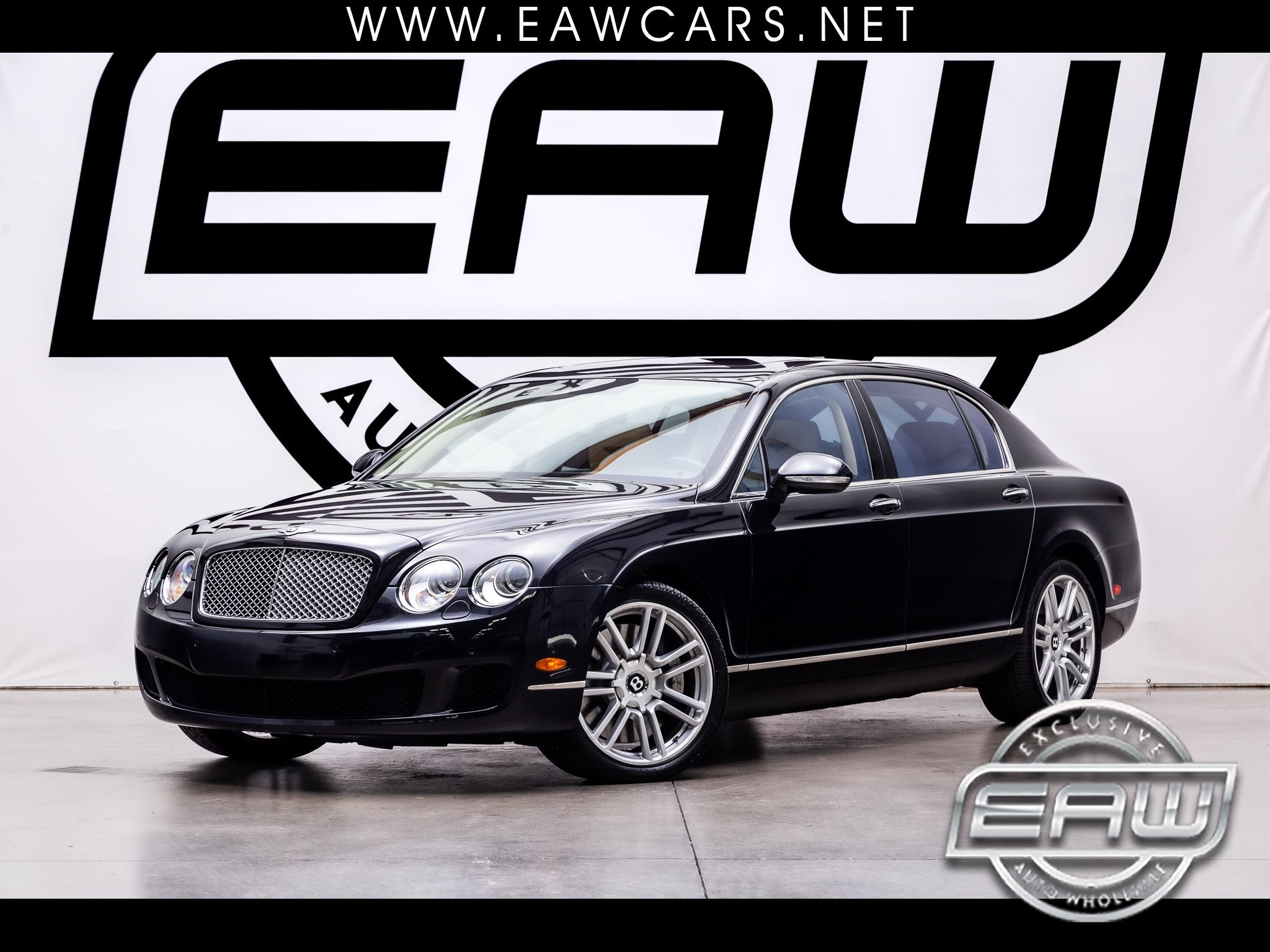 Bentley Flying Spur 4dr Sdn W12 2013