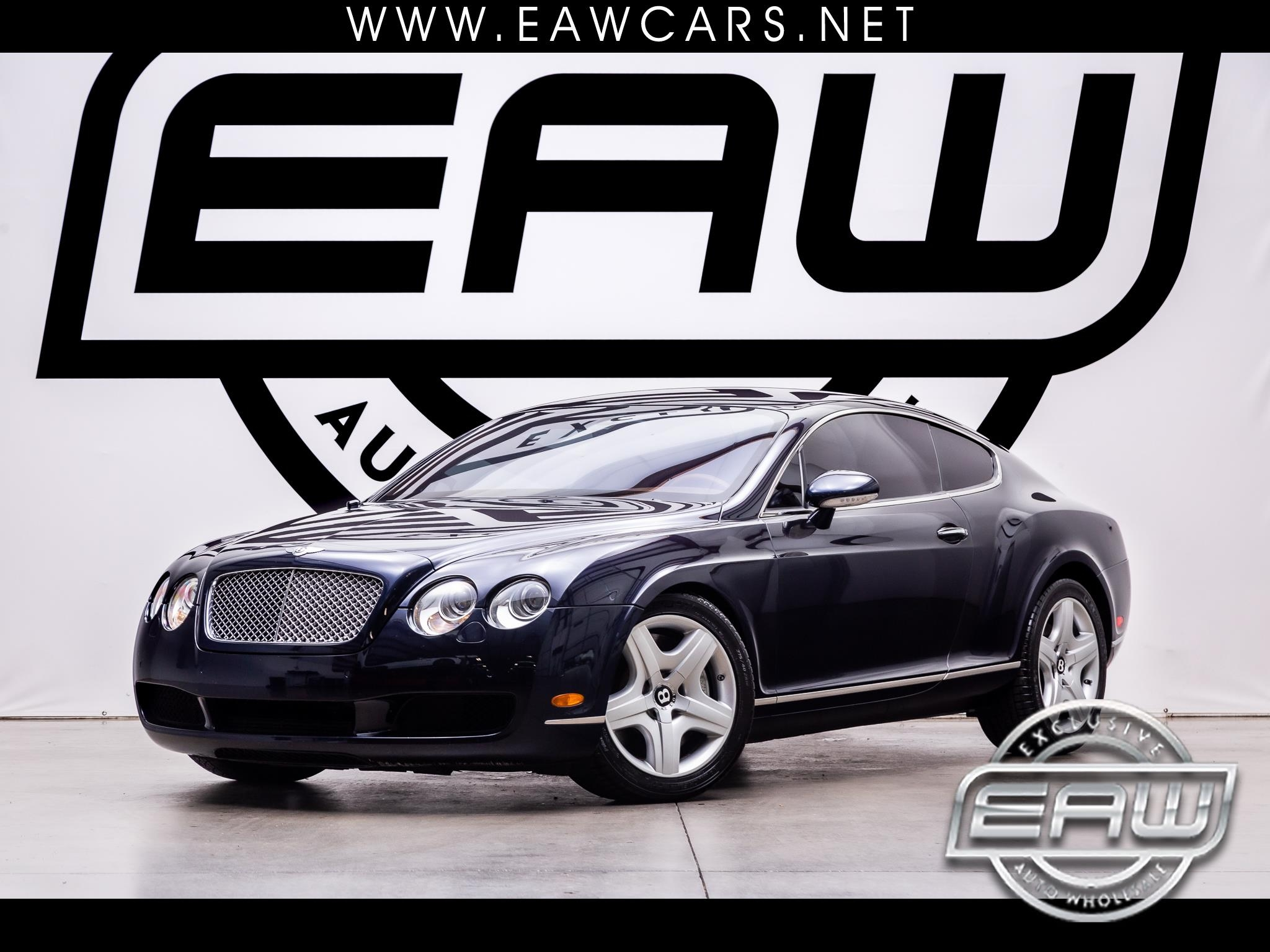Bentley Continental 2dr Cpe GT 2005