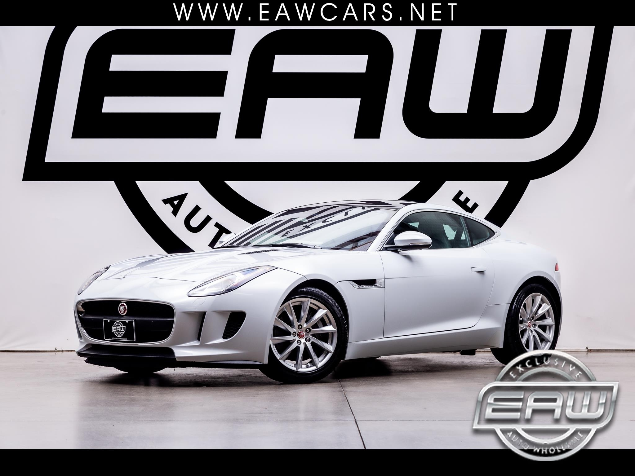 Jaguar F-Type Coupe Auto Premium 2017
