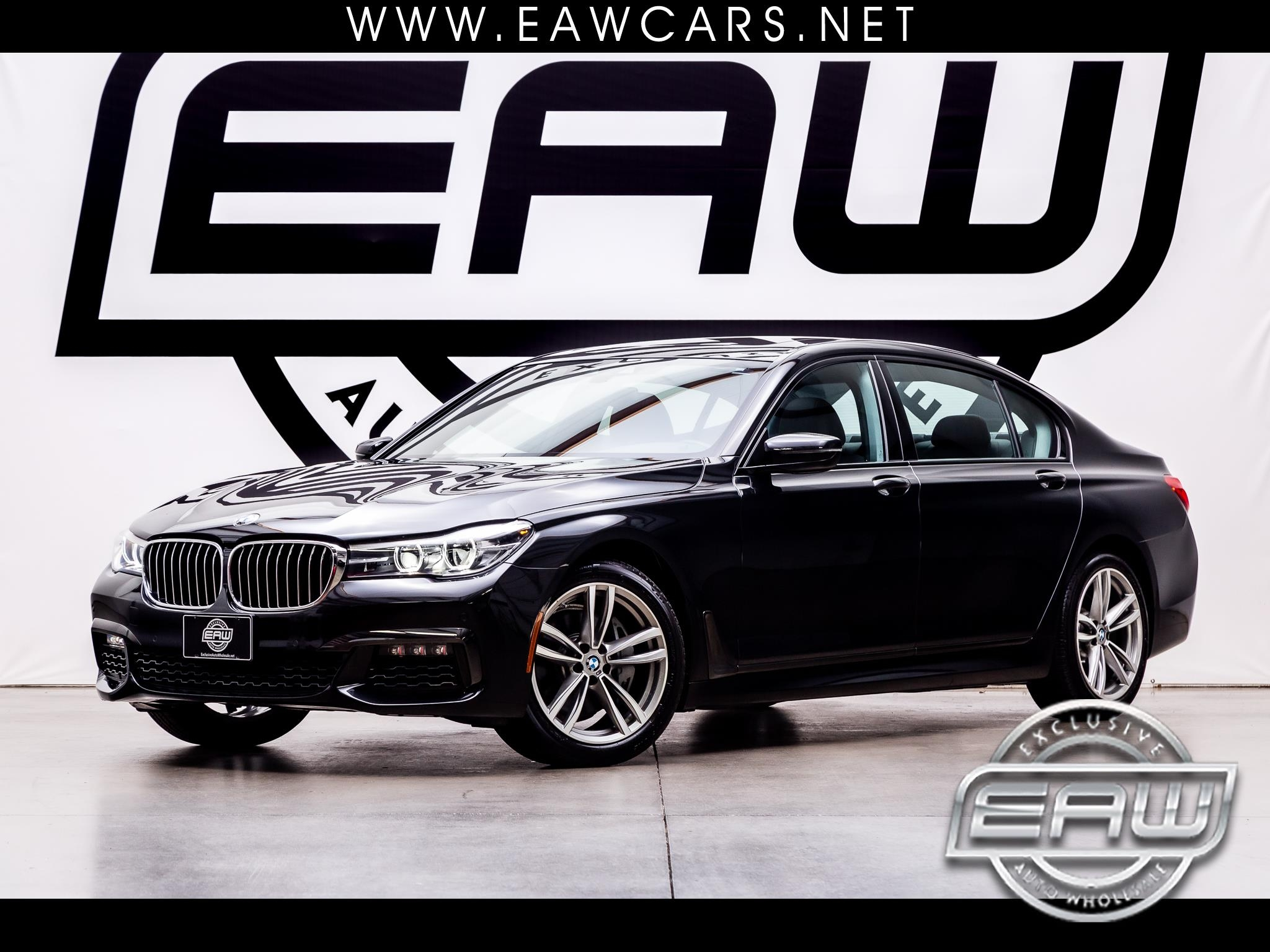 BMW 7 Series 740i xDrive Sedan 2019