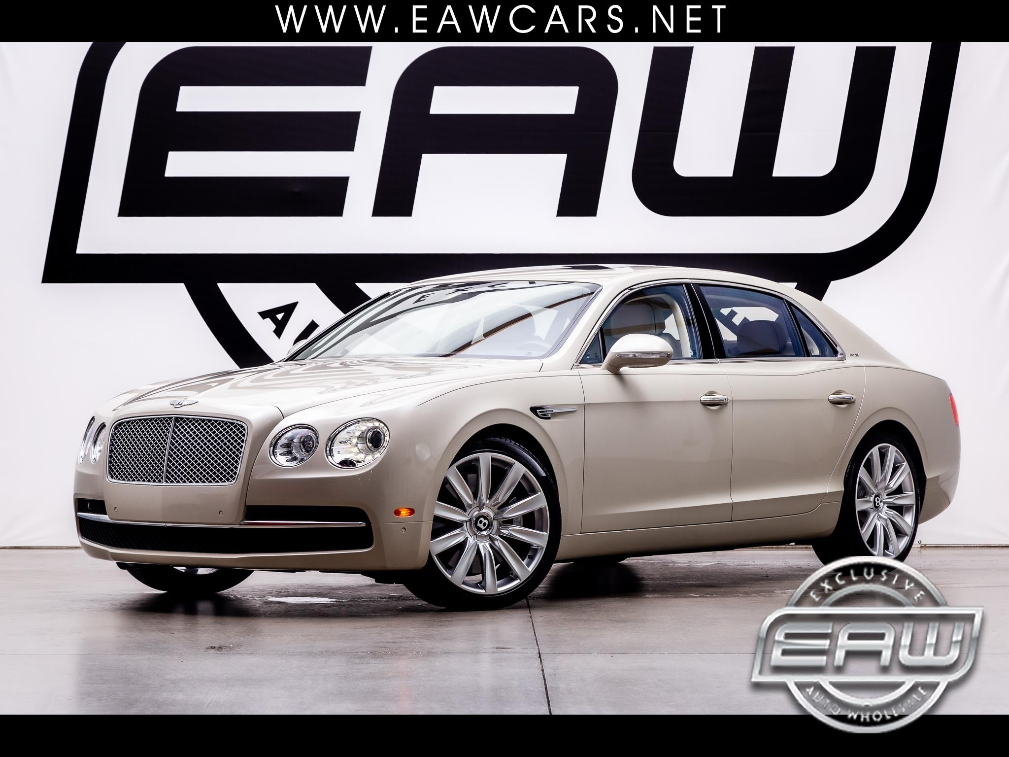Bentley Flying Spur 4dr Sdn W12 2014