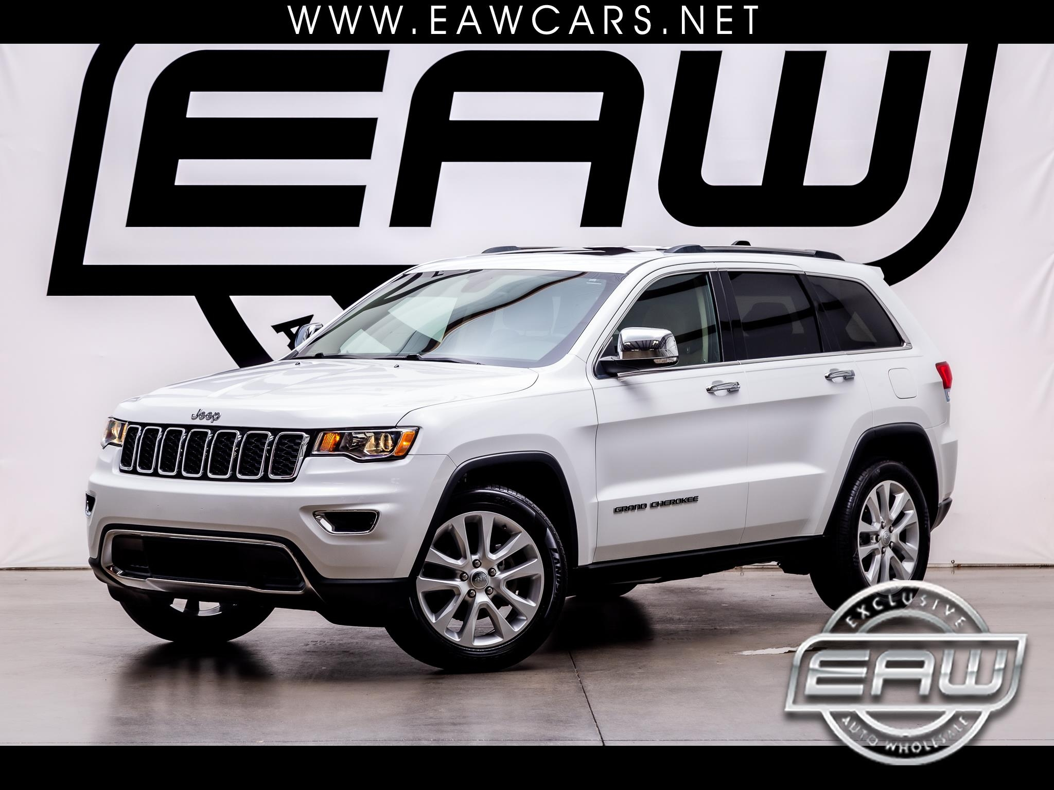 Jeep Grand Cherokee Limited 4x2 2017