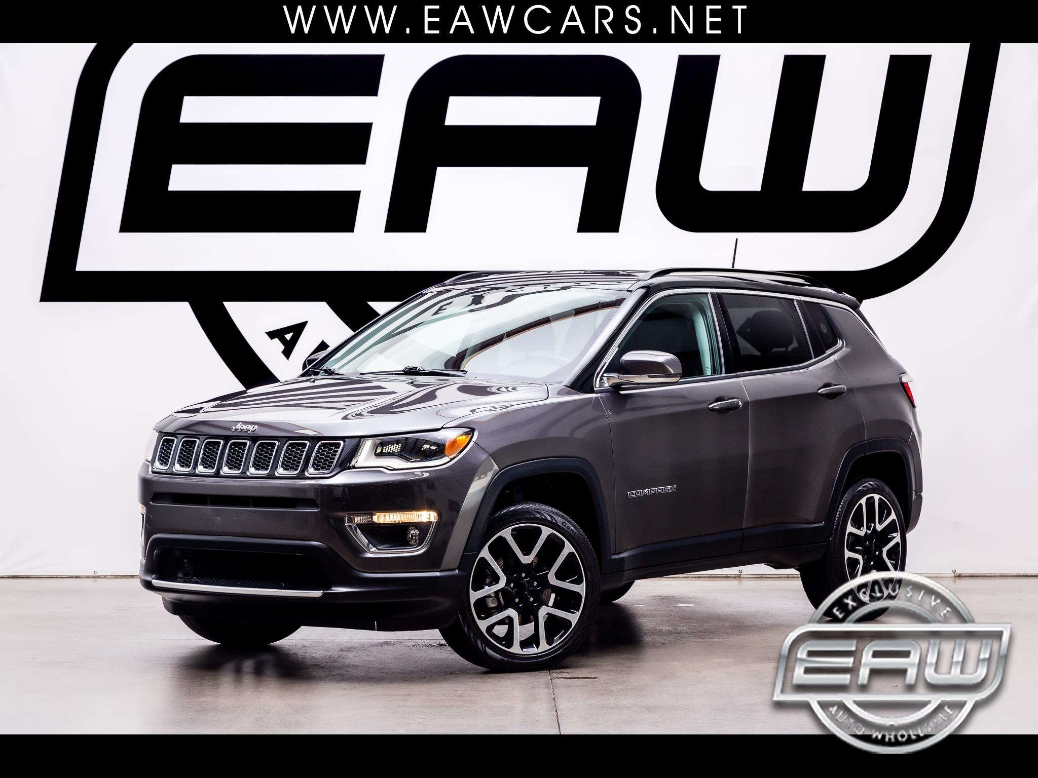 Jeep Compass Limited 4x4 2017