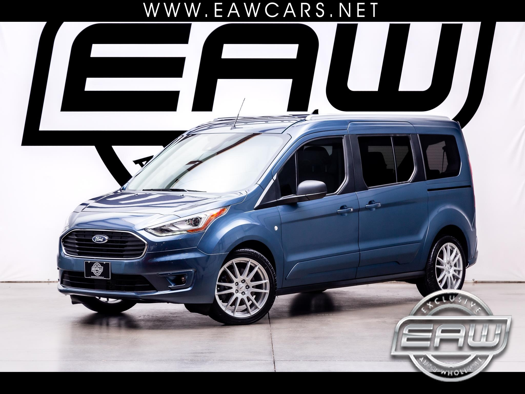 Ford Transit Connect Wagon XLT LWB w/Rear Liftgate 2019