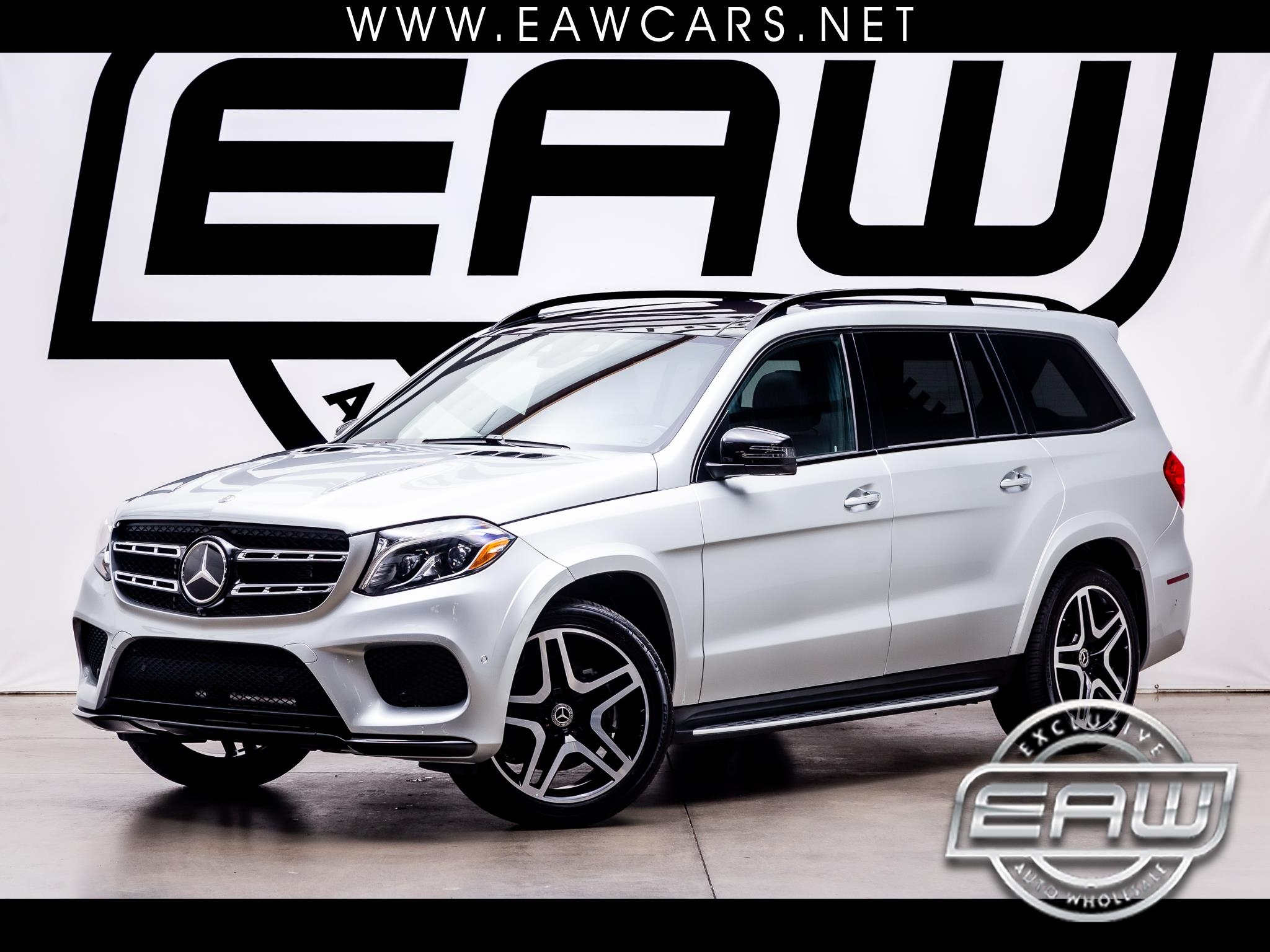 Mercedes-Benz GLS GLS 550 4MATIC SUV 2019