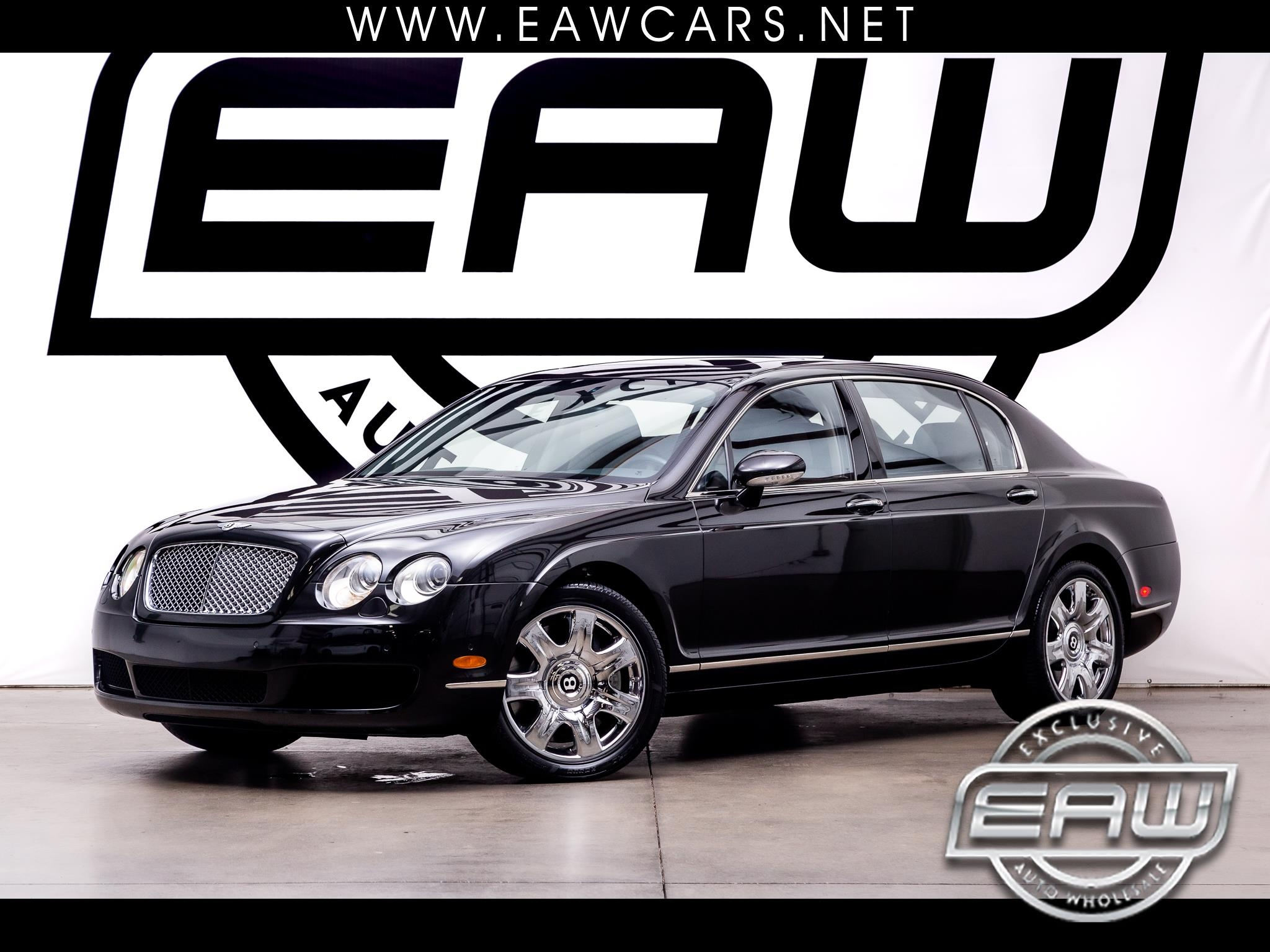 Bentley Continental Flying Spur 4dr Sdn 2008