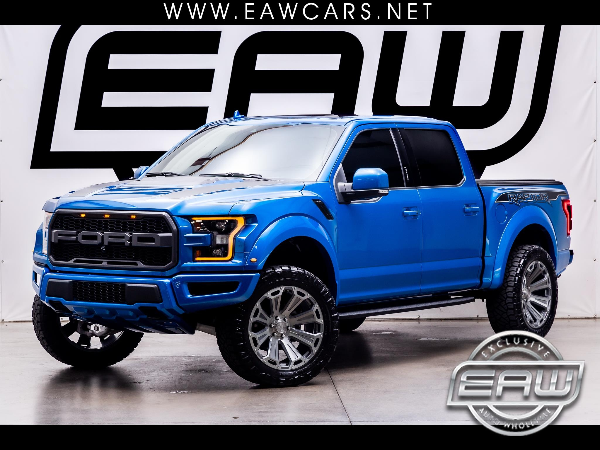 Ford F-150 Raptor 4WD SuperCrew 5.5' Box 2020