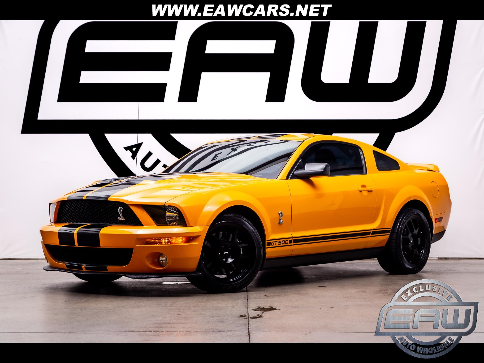 Ford Mustang 2dr Cpe Shelby GT500 2008