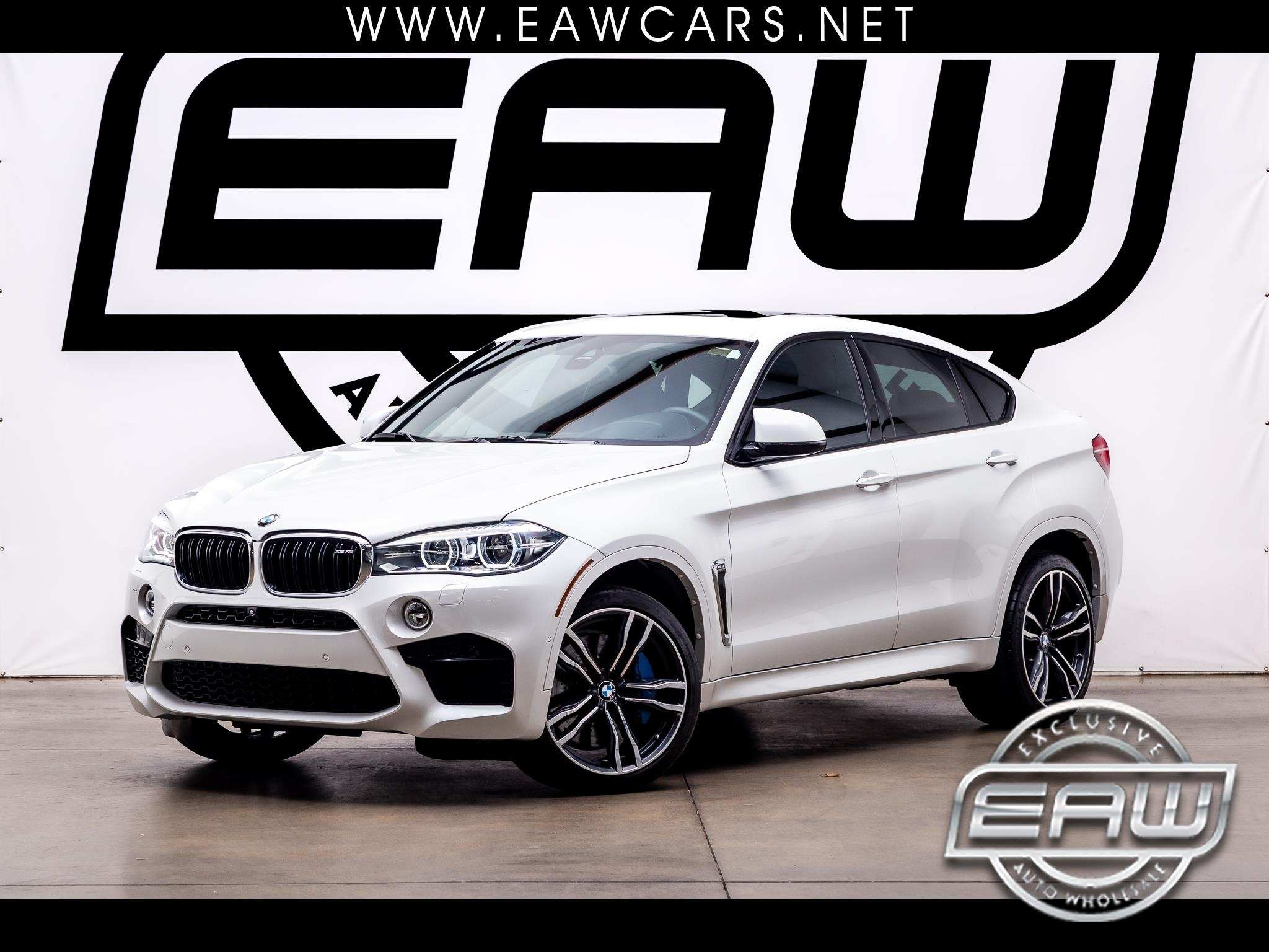 BMW X6 M Sports Activity Coupe 2017