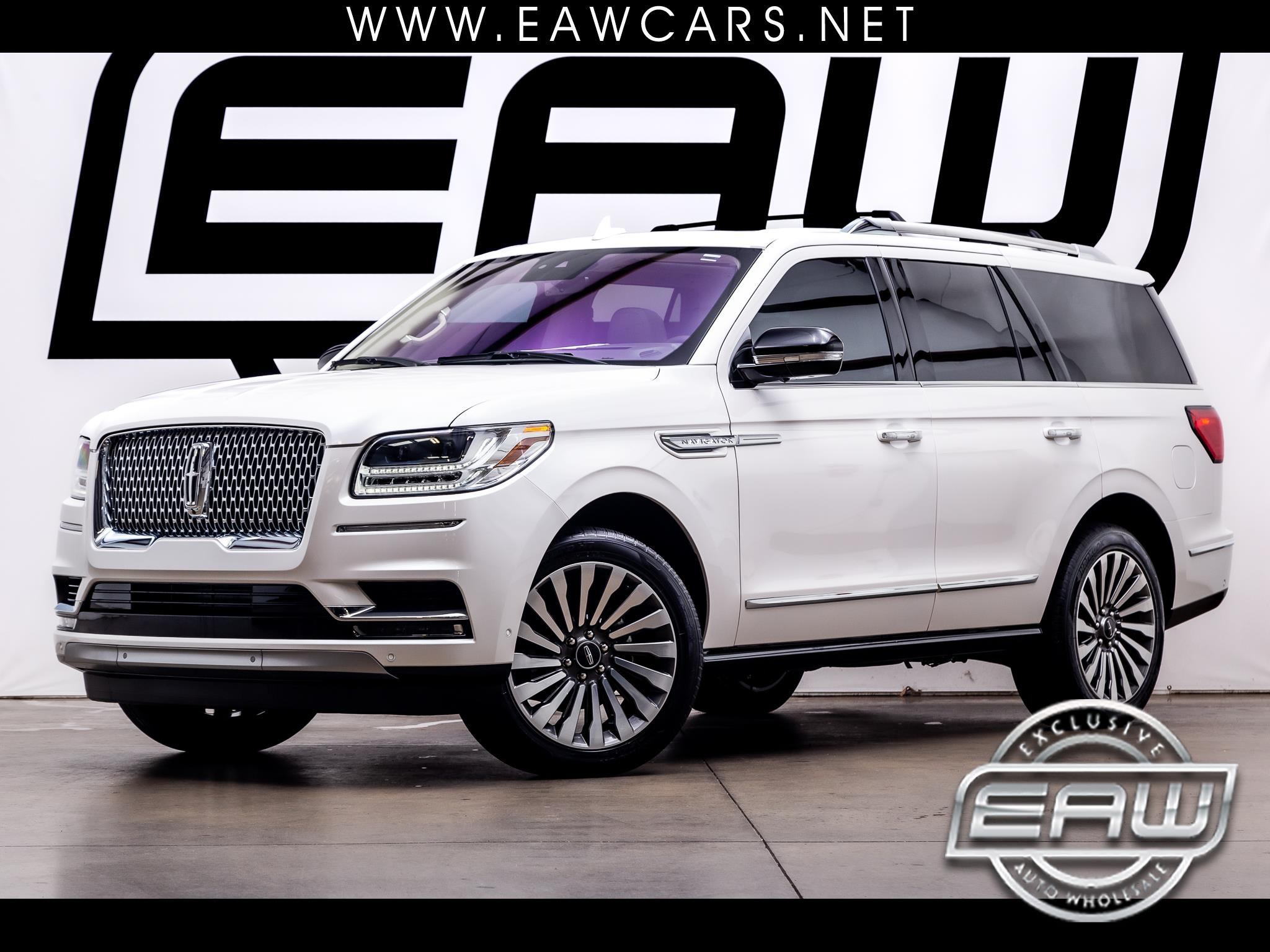 Lincoln Navigator 4x4 Reserve 2019