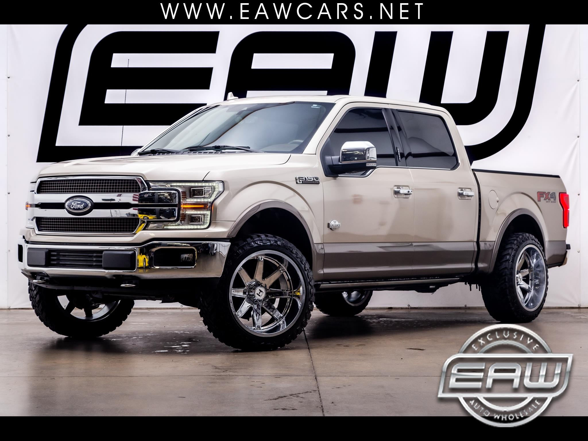 Ford F-150 King Ranch SuperCrew 4WD 2018