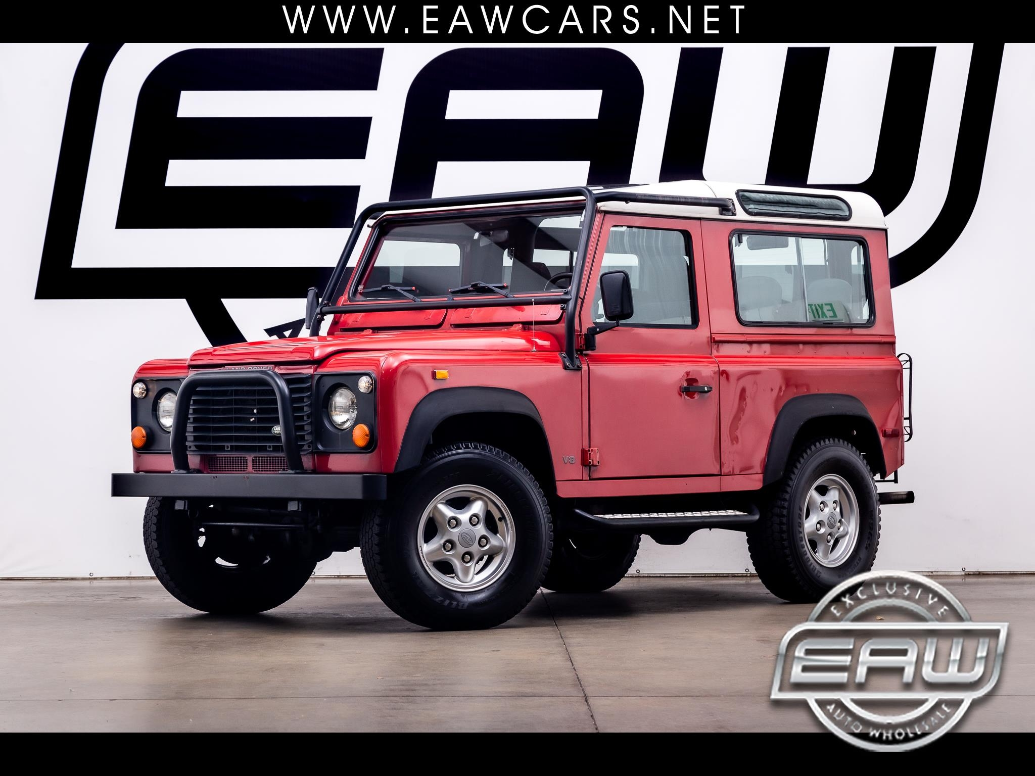 Land Rover Defender 90 2dr Station Wagon Hard-Top 1997