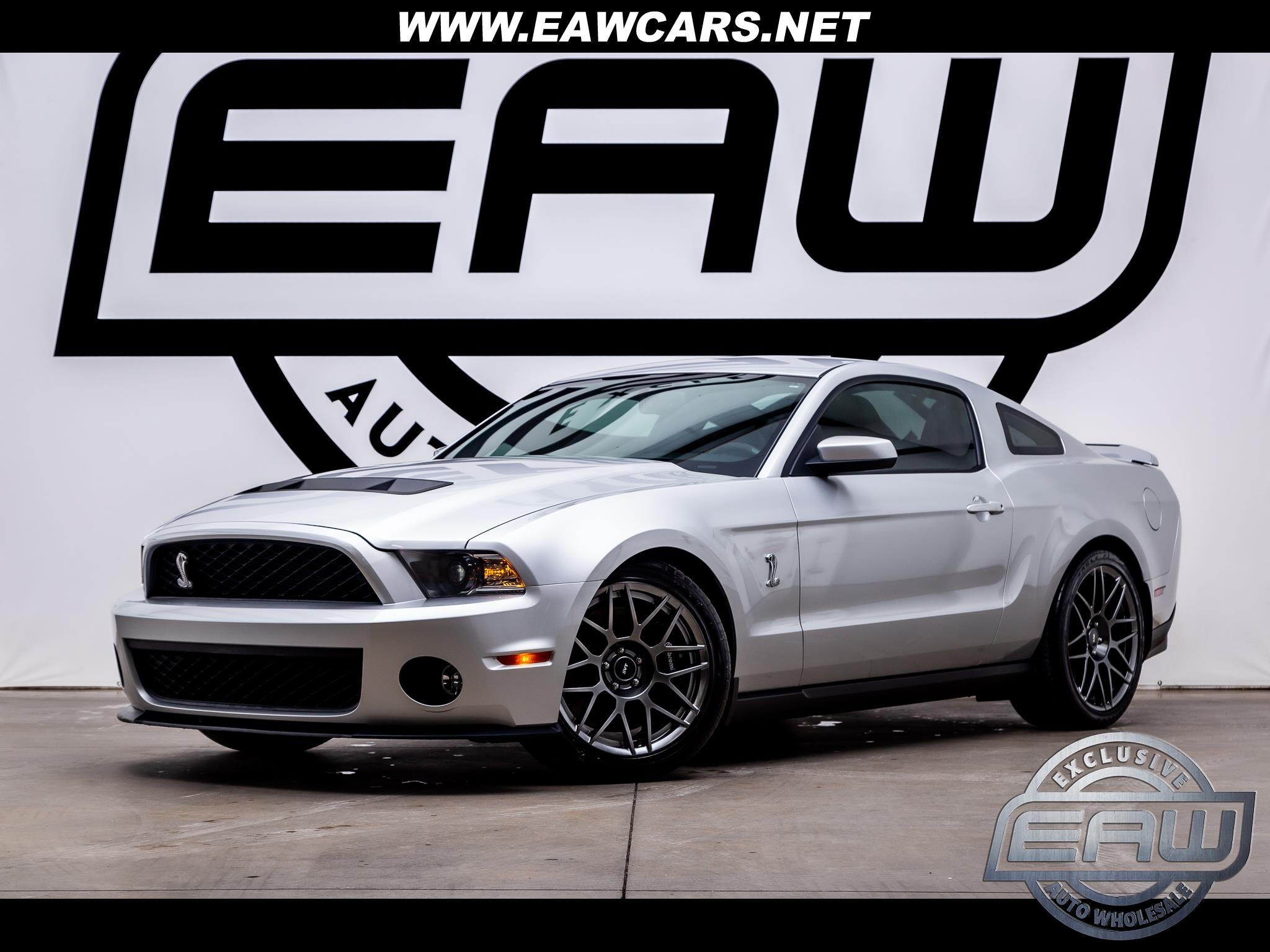 Ford Mustang 2dr Cpe Shelby GT500 2011