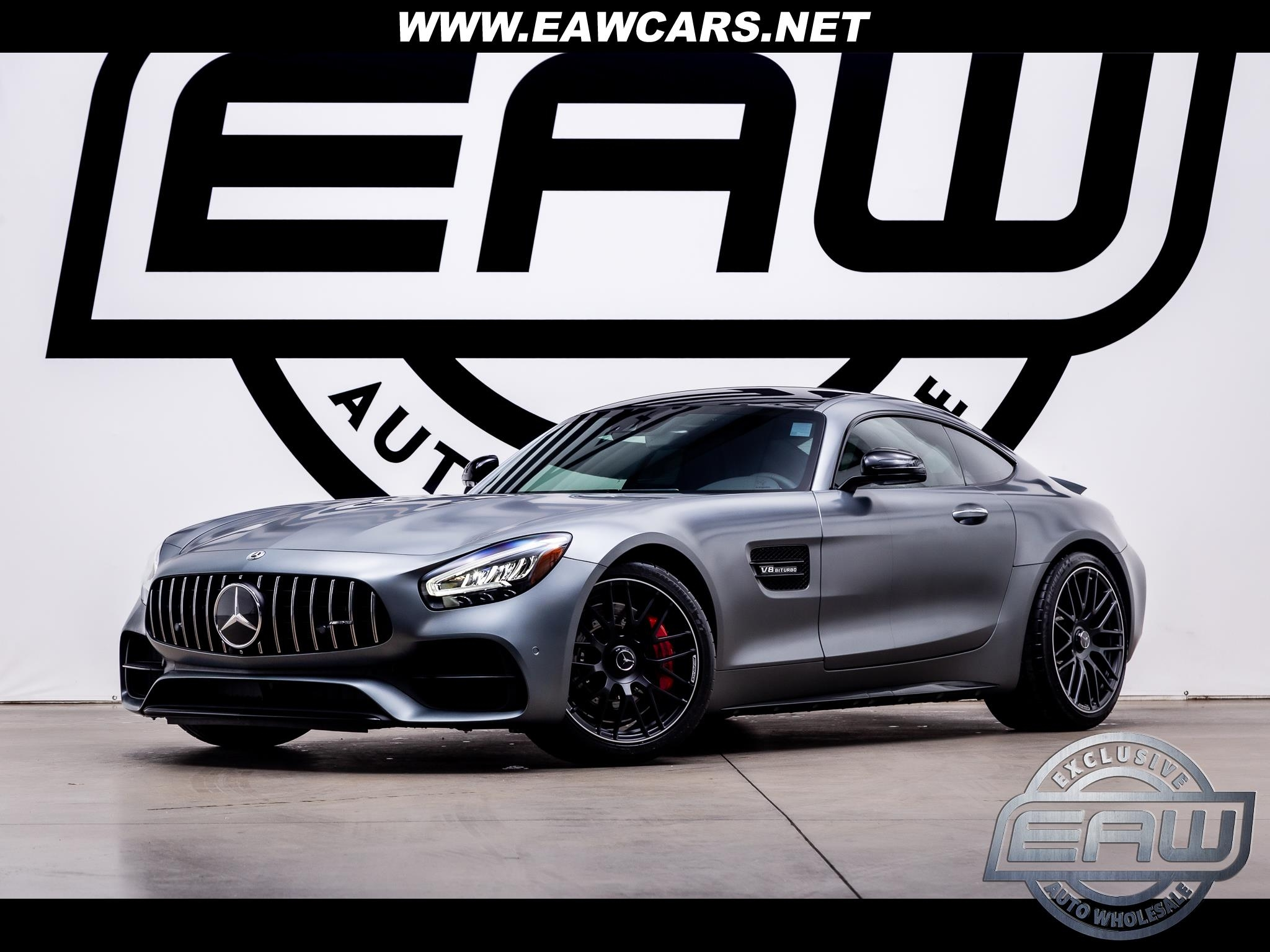 Mercedes-Benz AMG GT AMG GT C Coupe 2020