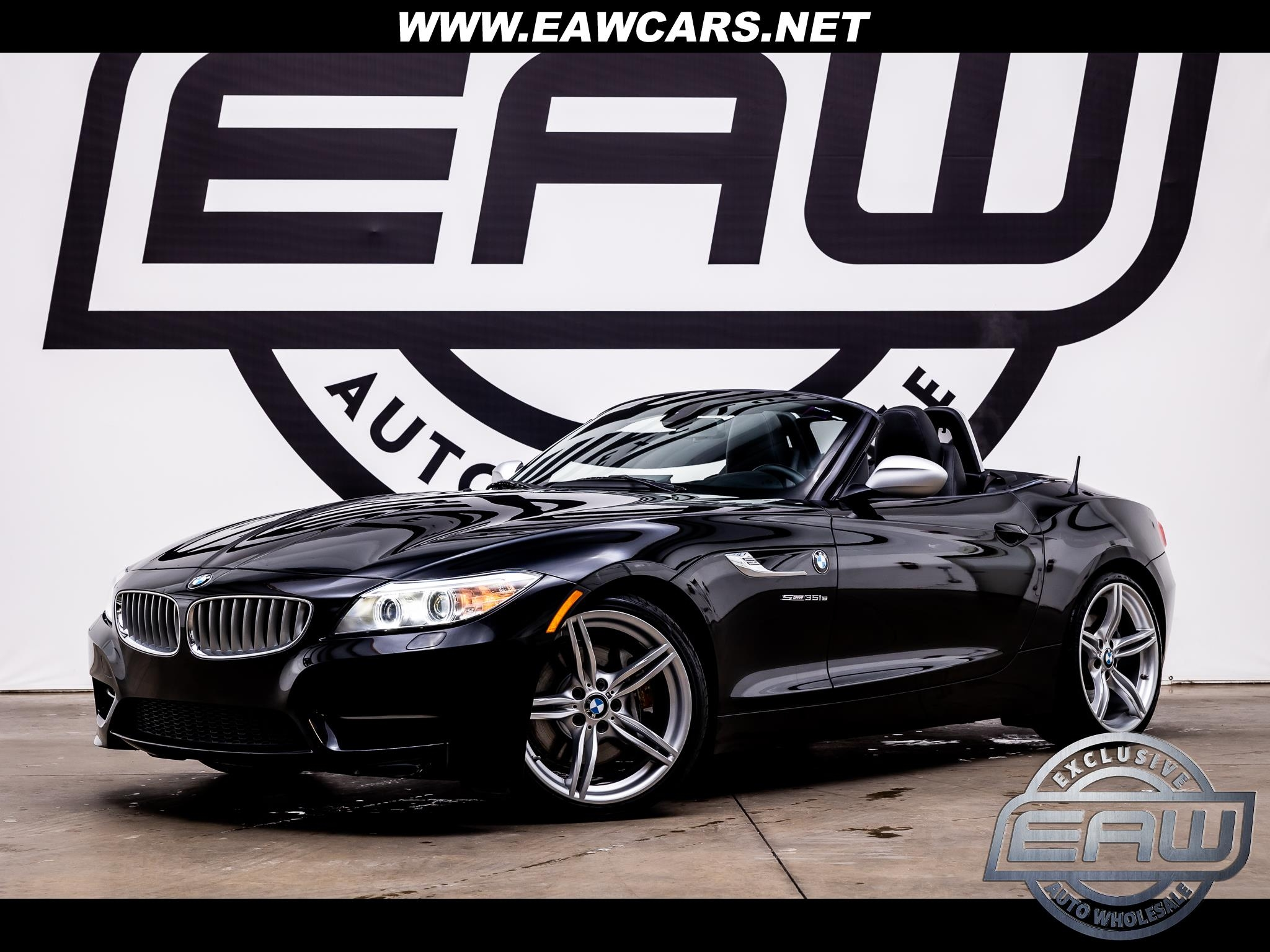 BMW Z4 2dr Roadster sDrive35is 2014