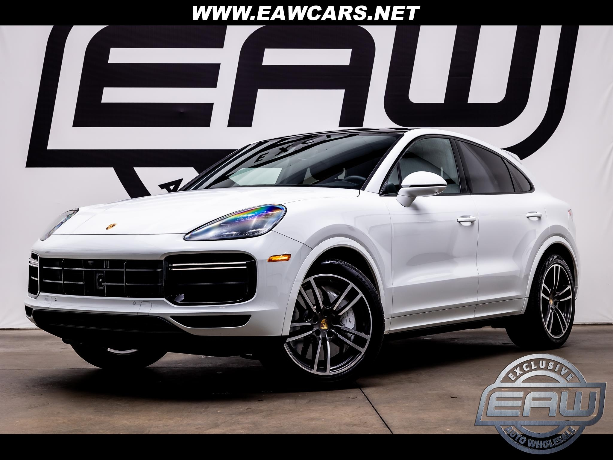 Porsche Cayenne Turbo Coupe AWD 2020