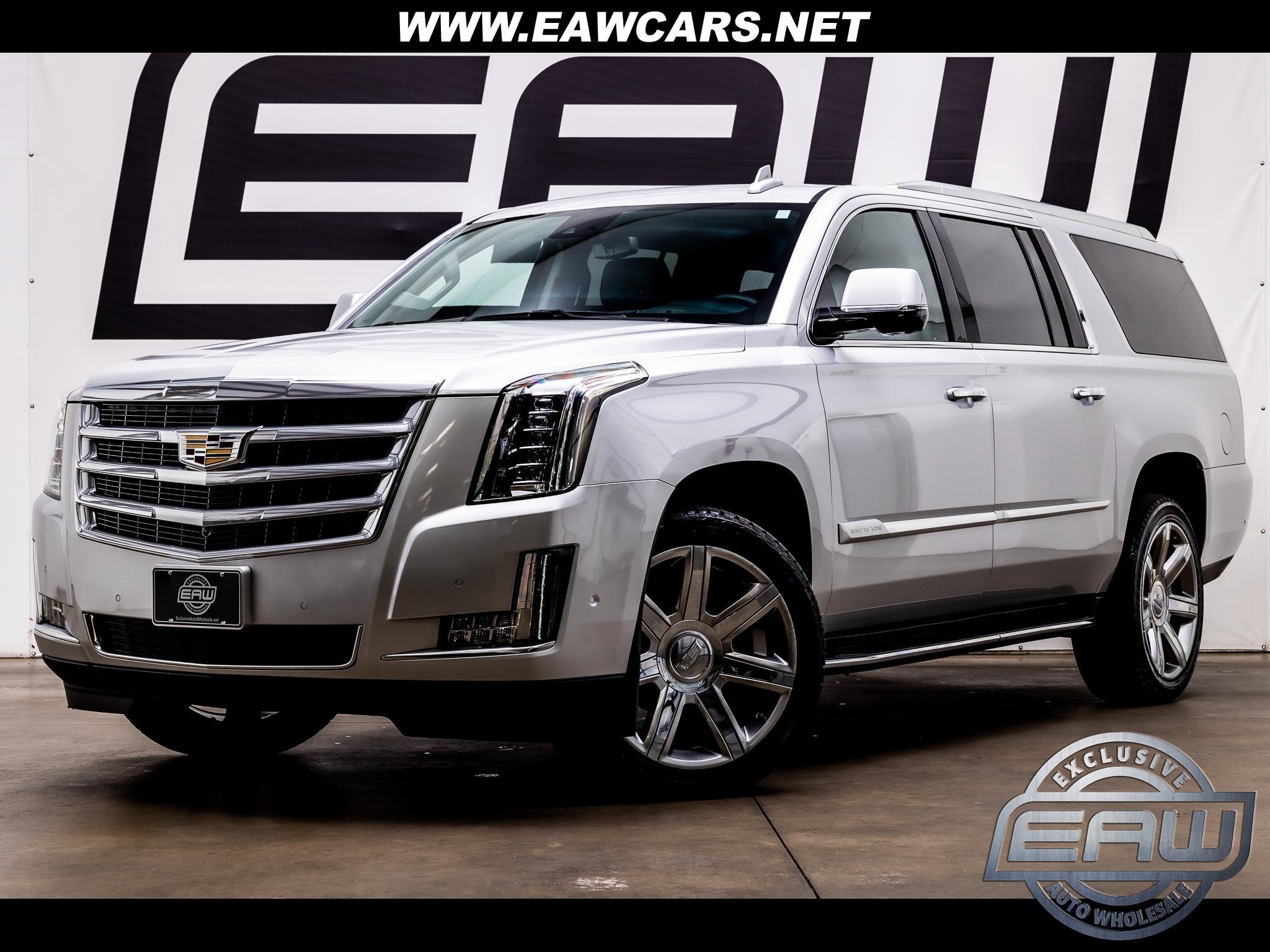 Cadillac Escalade ESV 4WD 4dr Luxury 2020