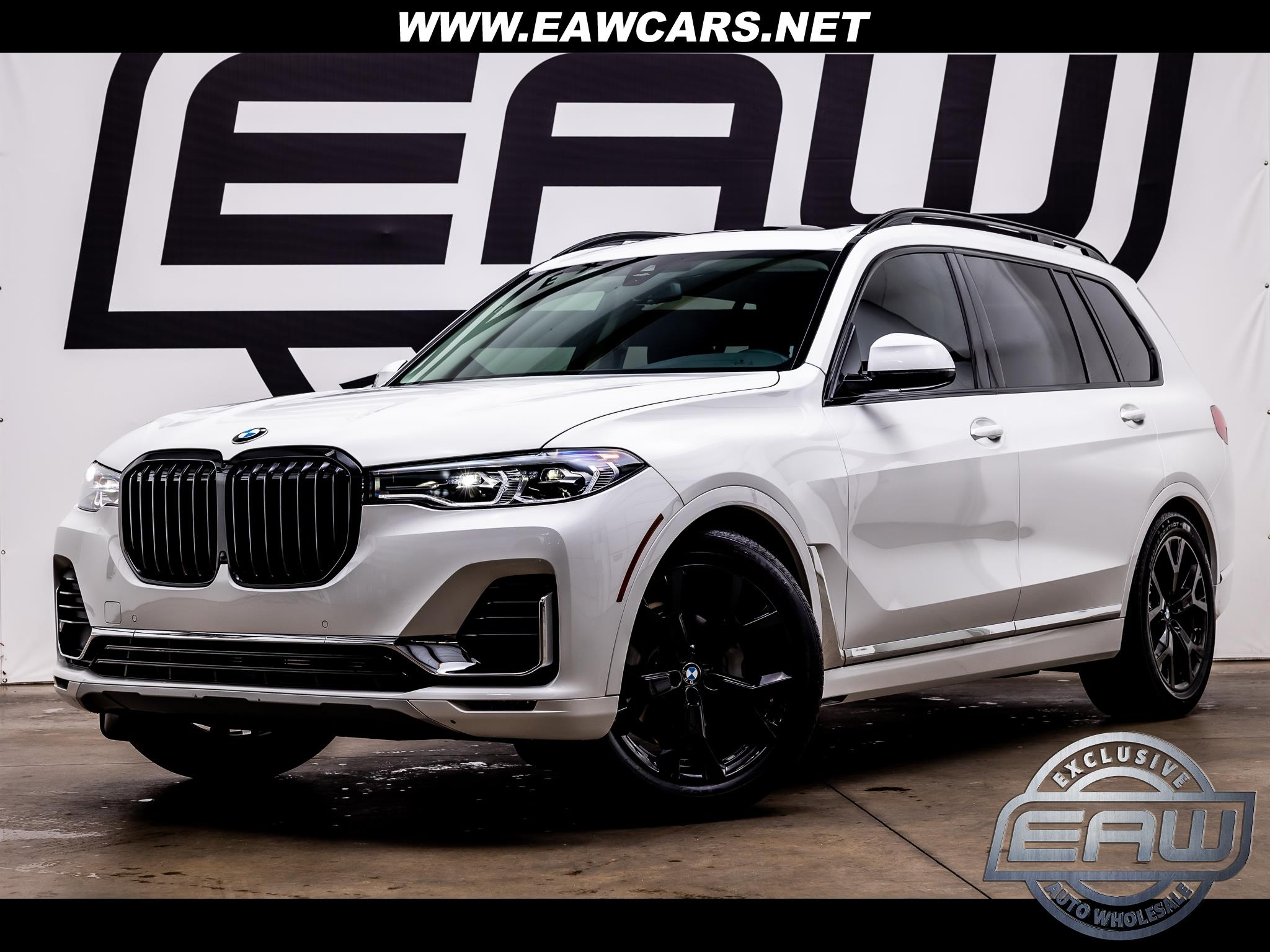 BMW X7 xDrive40i Sports Activity Vehicle 2021