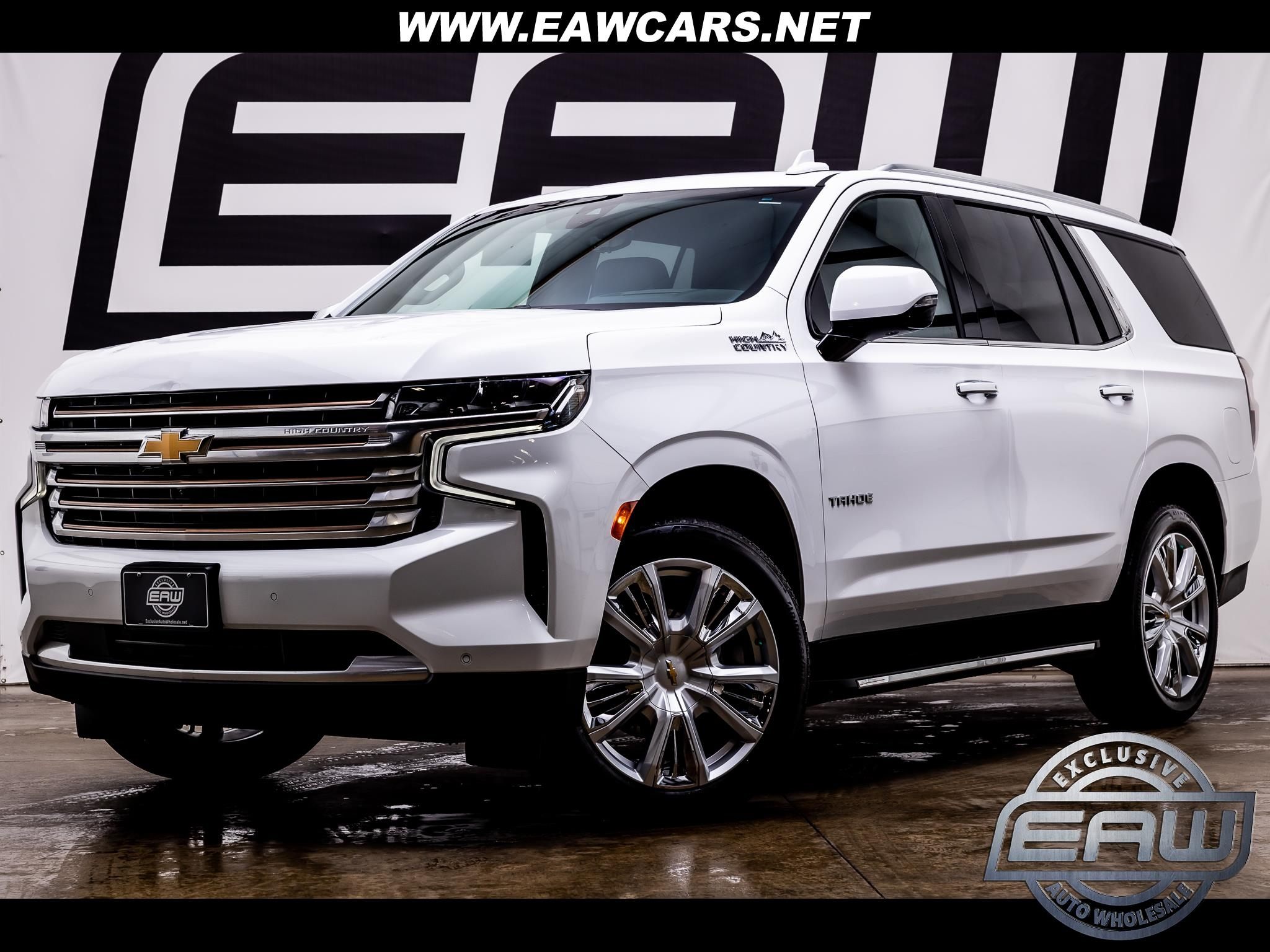Chevrolet Tahoe 4WD 4dr High Country 2021