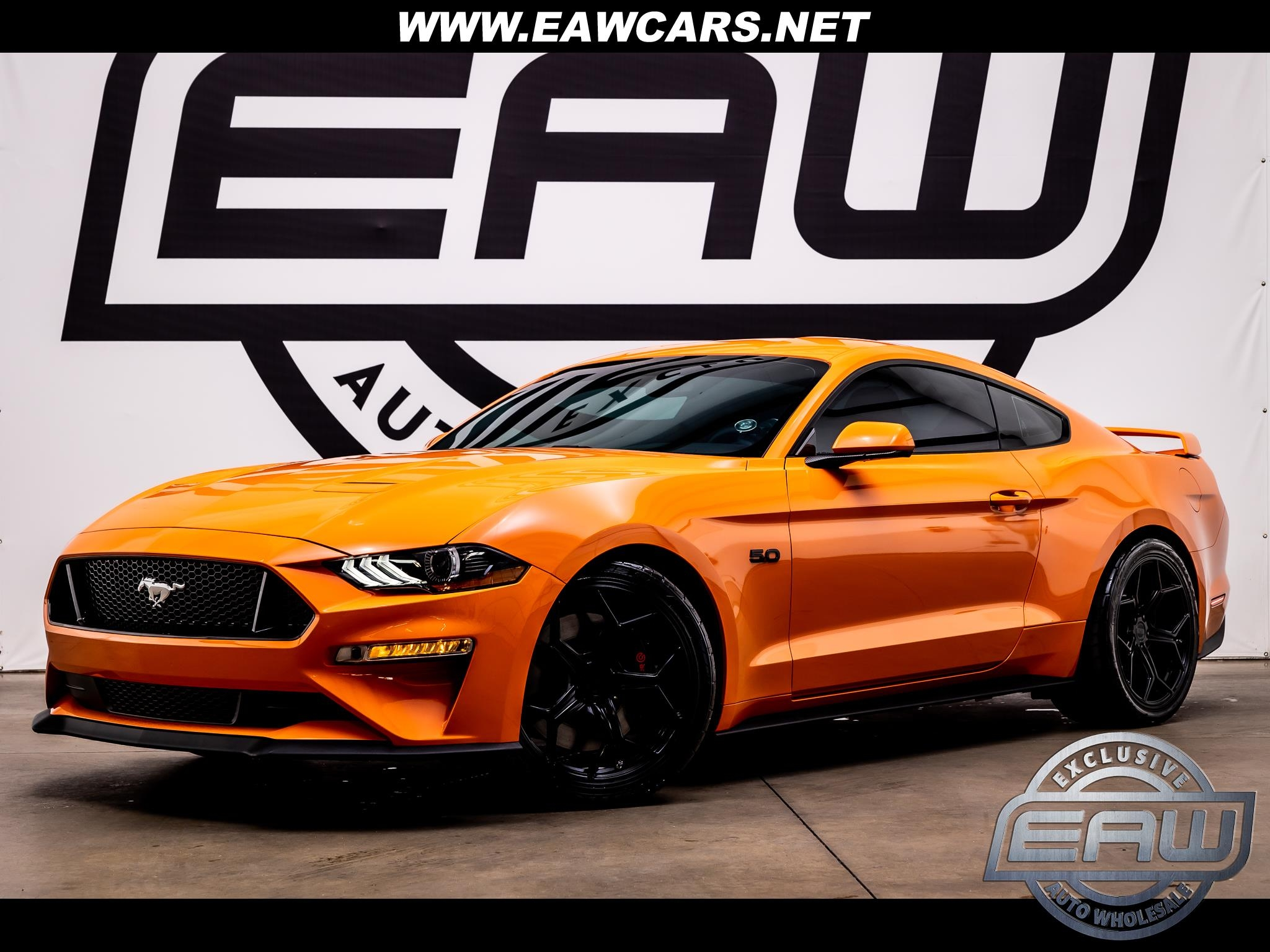 Ford Mustang GT Fastback 2020