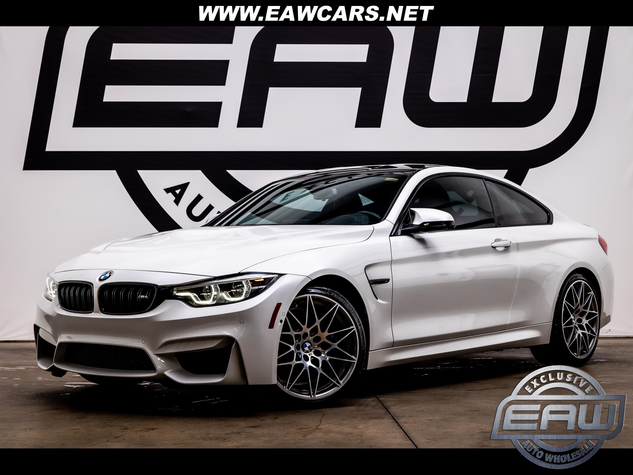 BMW M4 Competition 2018