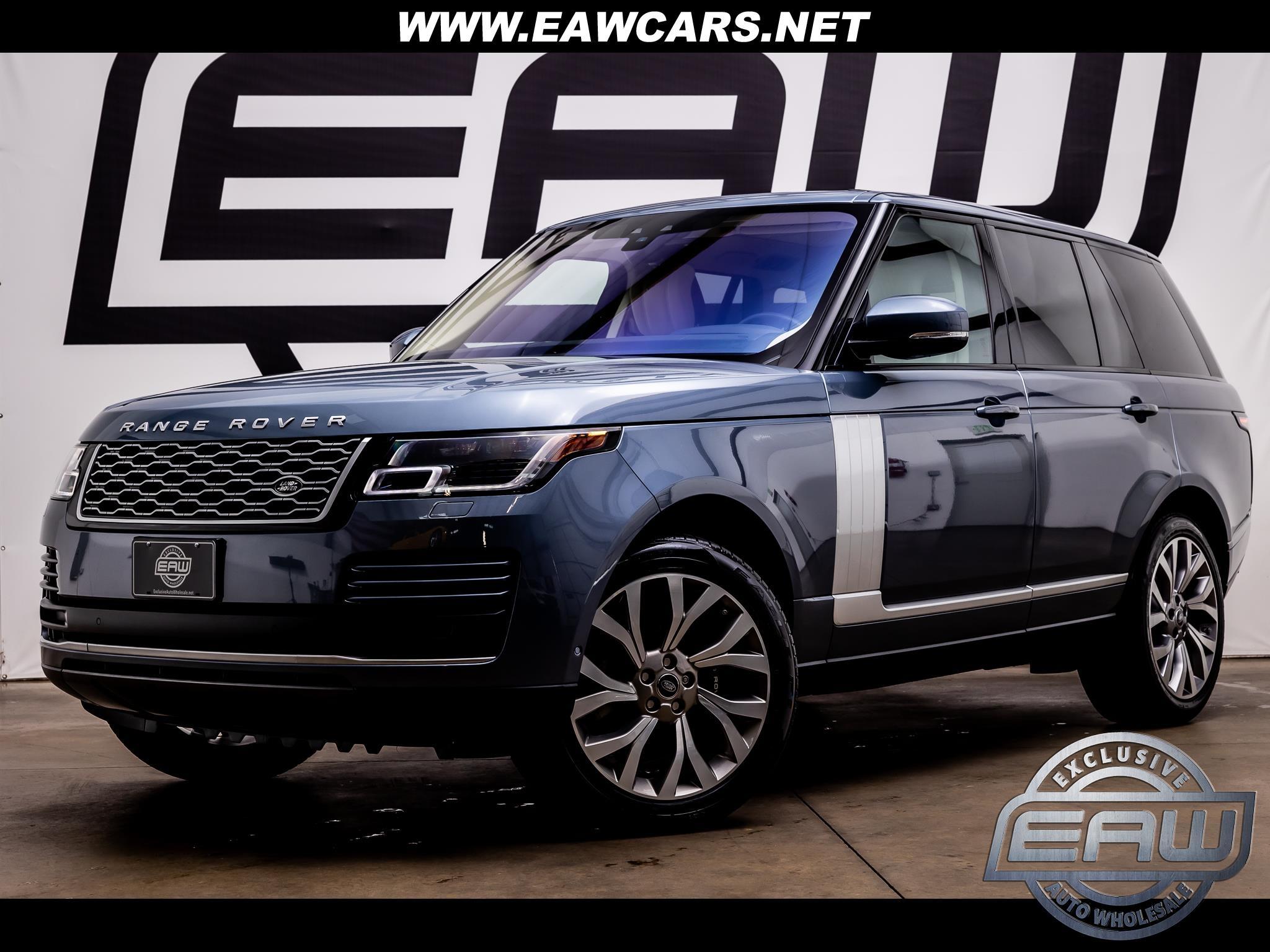 Land Rover Range Rover V6 Supercharged HSE SWB 2019
