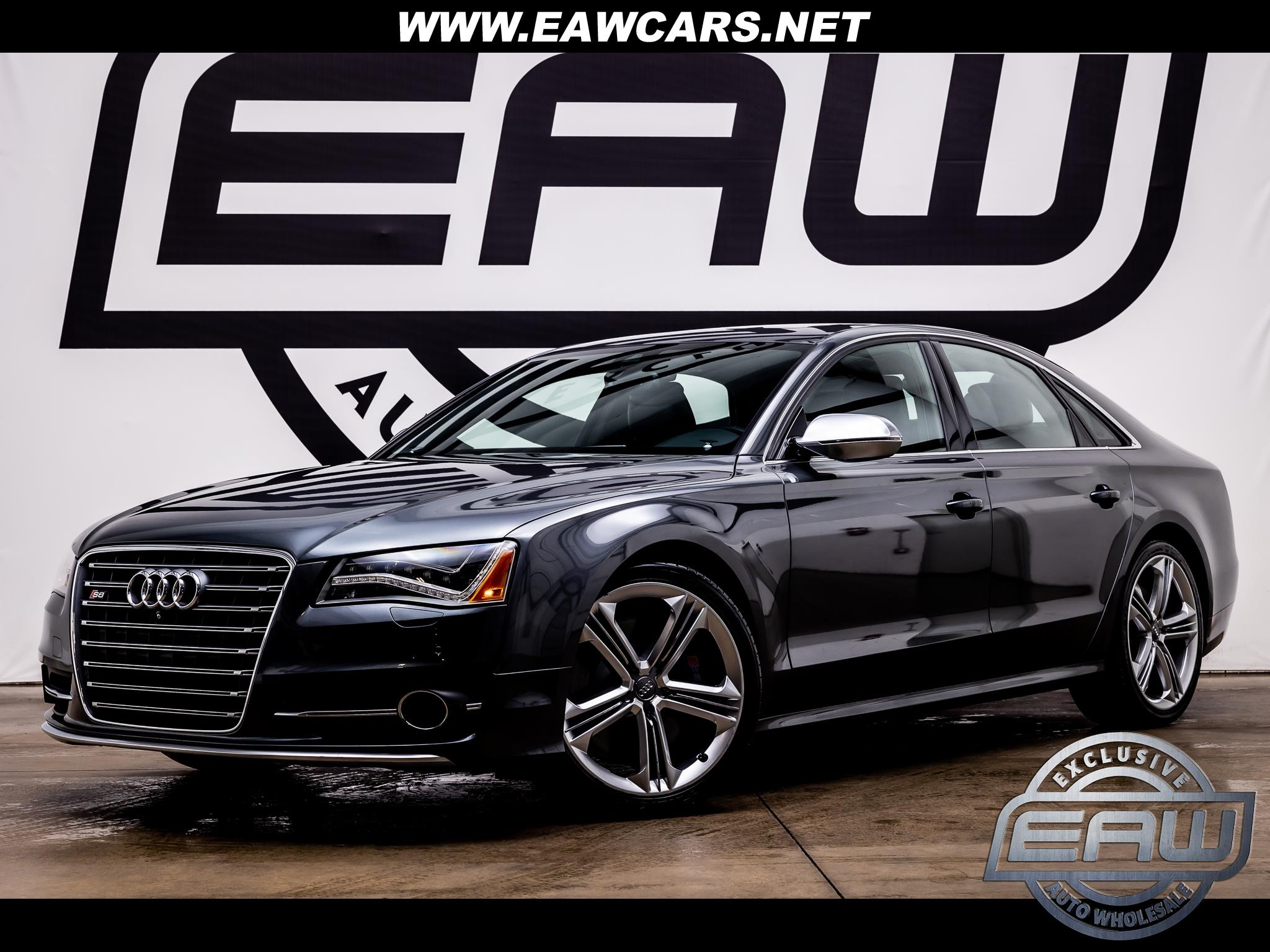 Audi S8 4dr Sdn 2014