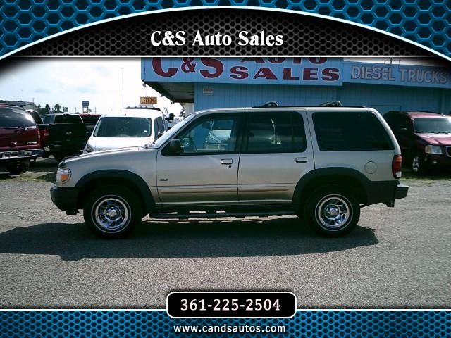 2000 Ford Explorer XLS 2WD