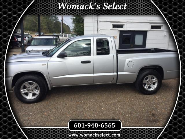 2011 Dodge Dakota SXT Ext. Cab 2WD