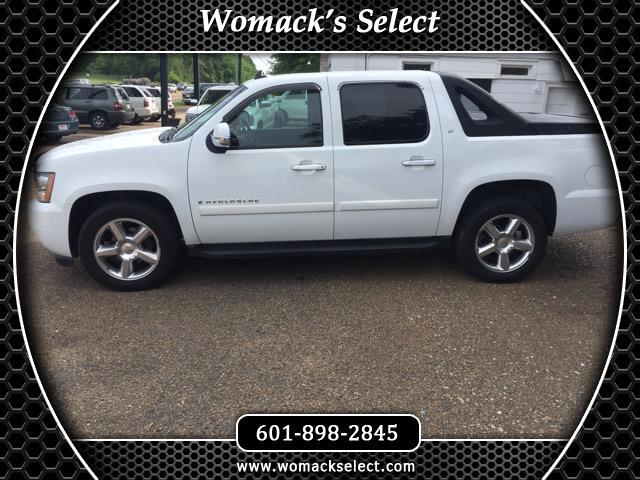 2009 Chevrolet Avalanche 1500 2WD