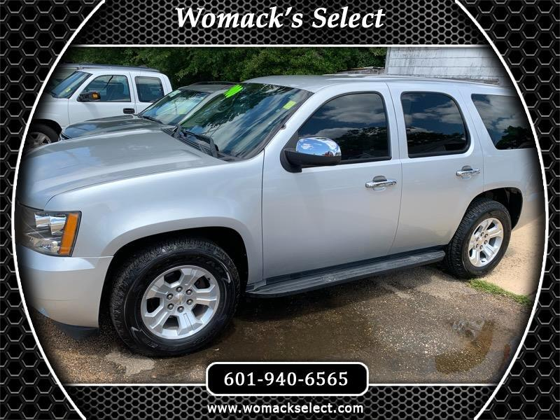 2012 Chevrolet Tahoe Police Vehicle 4dr 2WD