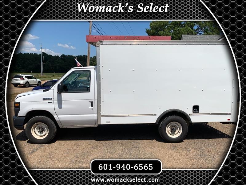 2012 Ford Box Truck