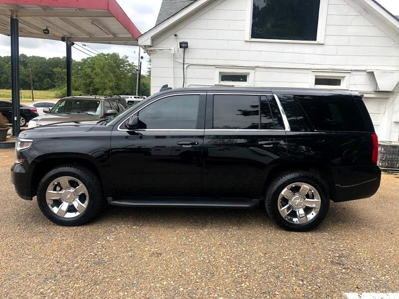 Chevrolet Tahoe Police 2WD 4dr 2016