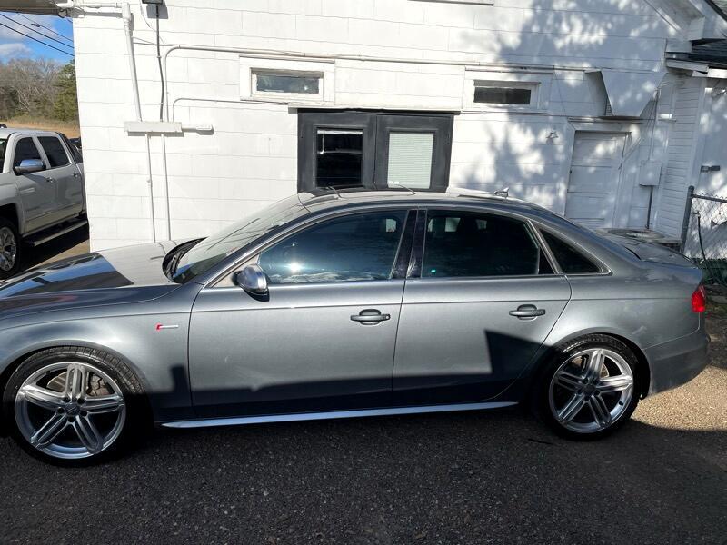Audi S4 2.0T Premium Sedan 2013