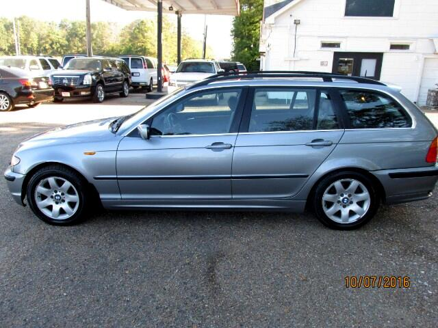 2004 BMW 3-Series Sport Wagon 325xi