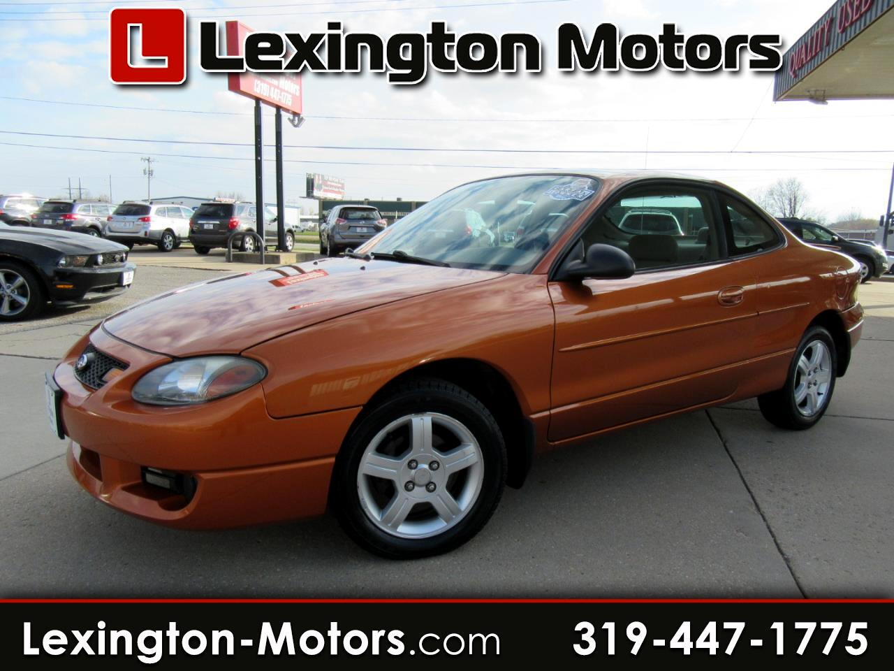 2003 Ford ZX2 Deluxe