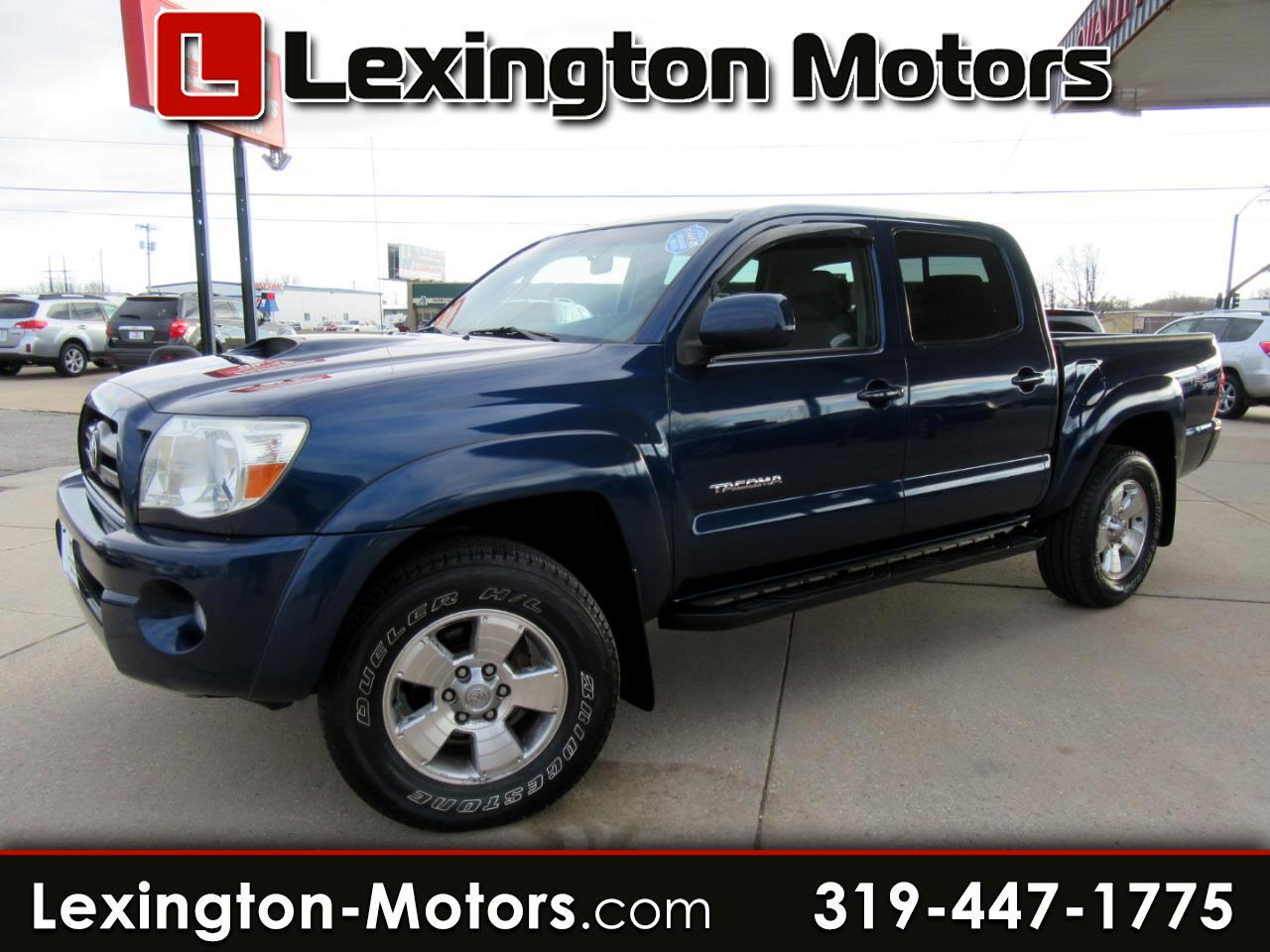 2005 Toyota Tacoma PreRunner Double Cab V6 Automatic 2WD TRD SPORT