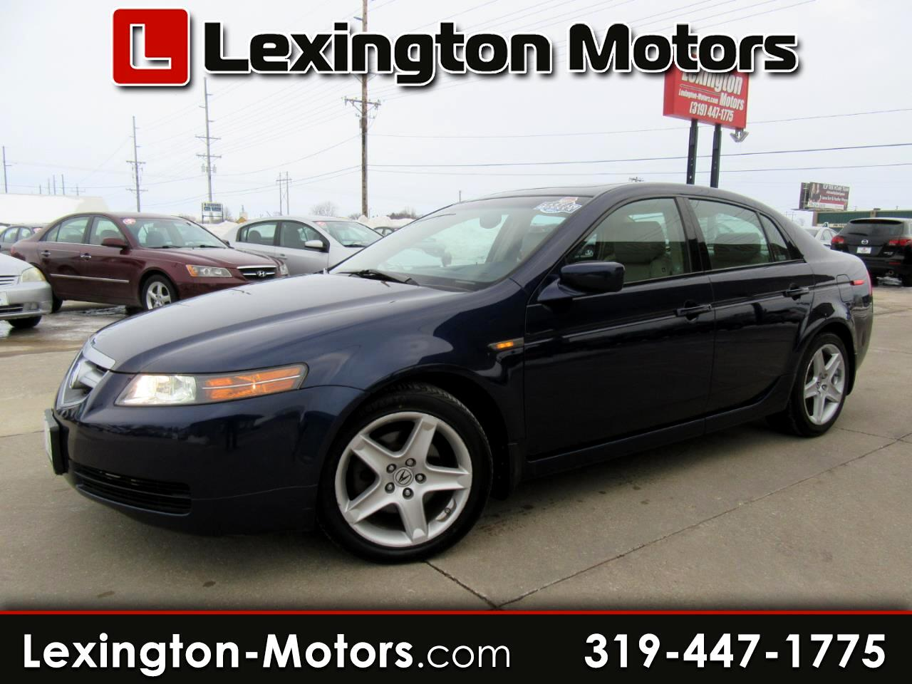 2006 Acura TL 4dr Sdn 3.2L w/Navigation System