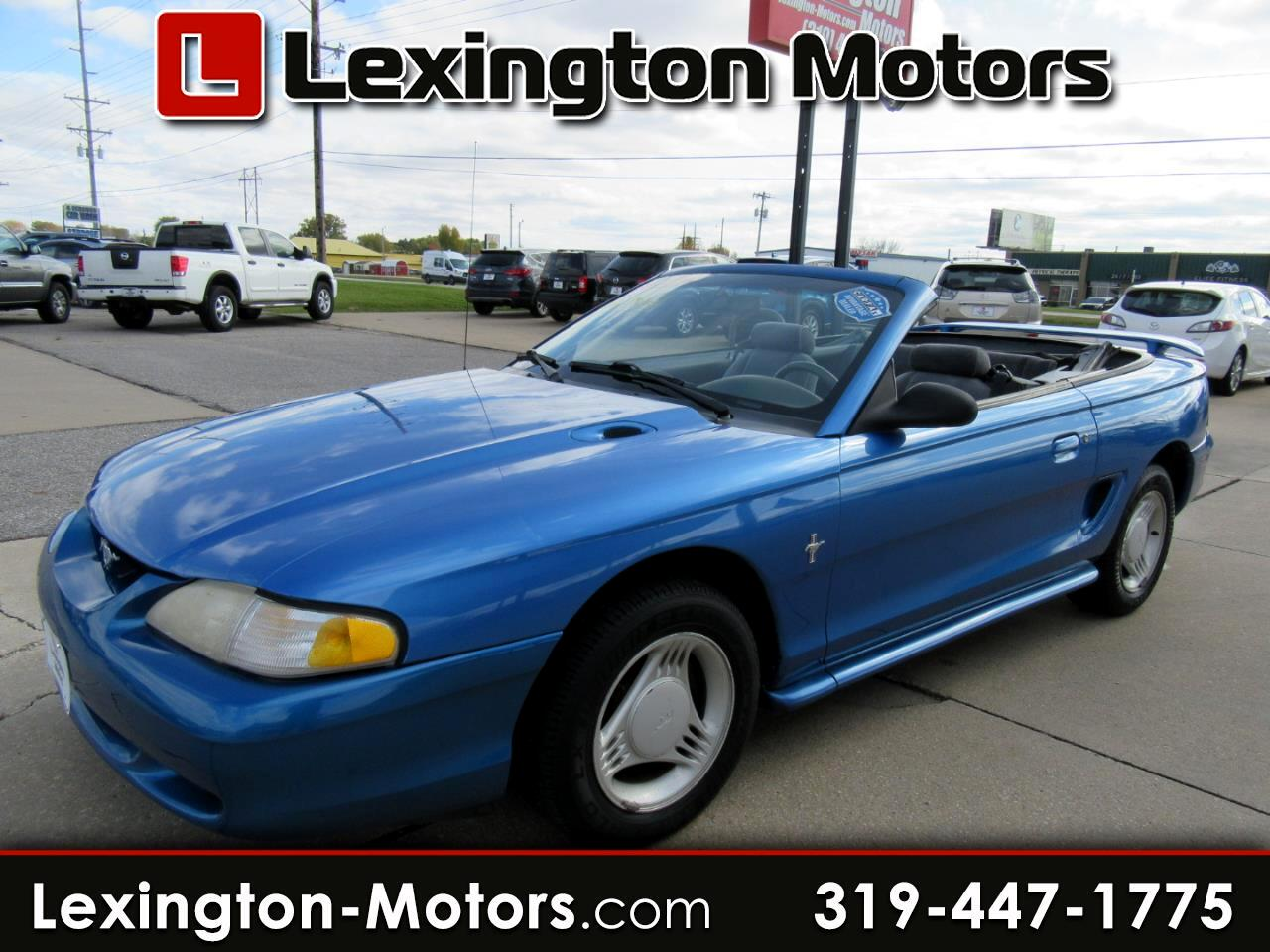 Ford Mustang Convertible 1994