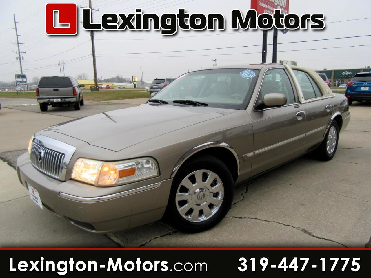Mercury Grand Marquis LS Premium 2006