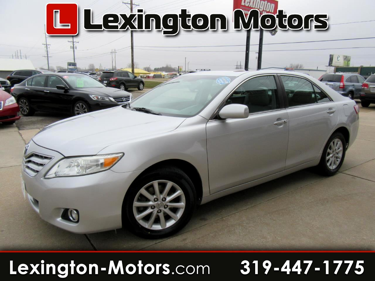 Toyota Camry XLE 2010
