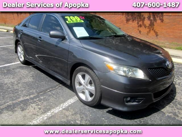 2011 Toyota Camry 4dr Sdn I4 Auto SE Sport Limited Edition (Natl)
