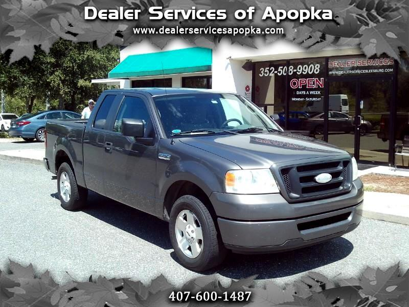 2007 Ford F-150 SuperCab 2WD