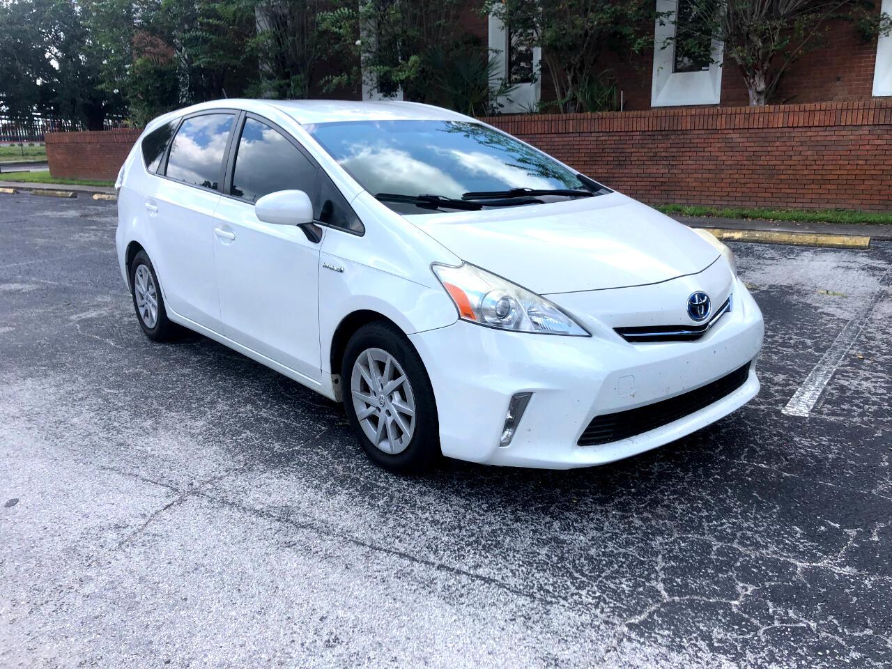 Toyota Prius V Two 2012