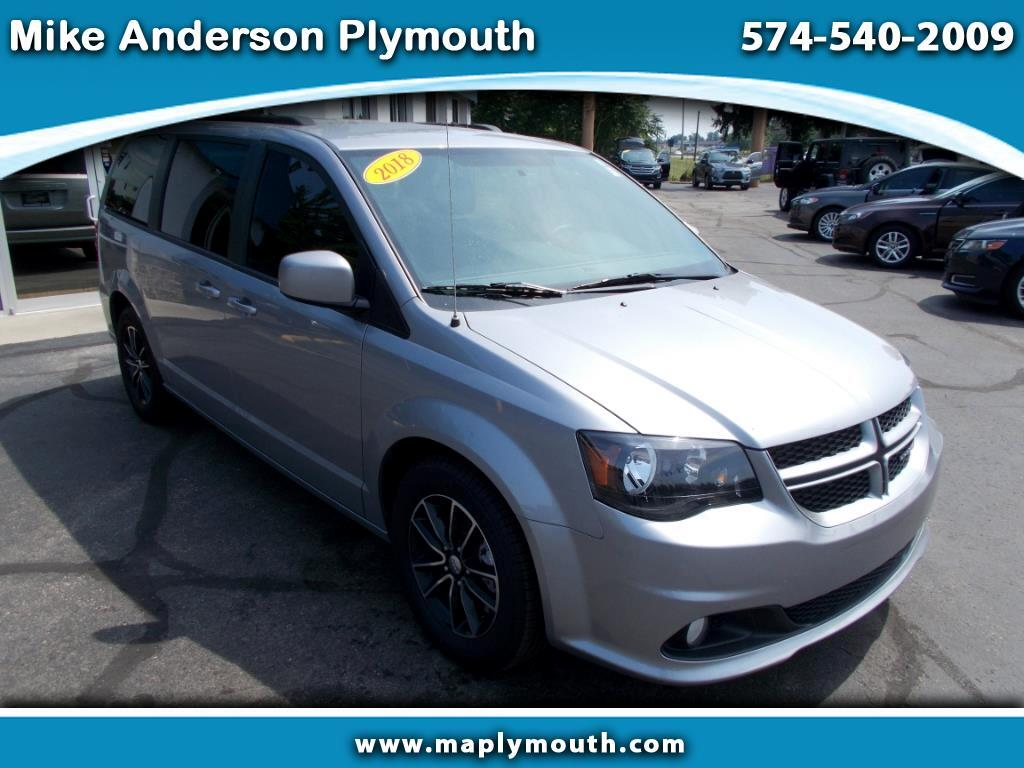 2018 Dodge Grand Caravan GT Wagon