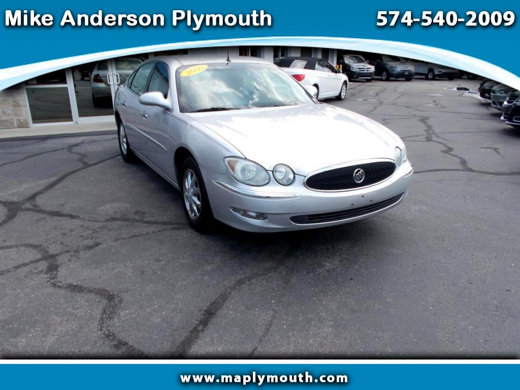 2005 Buick LaCrosse 4dr Sdn CXL